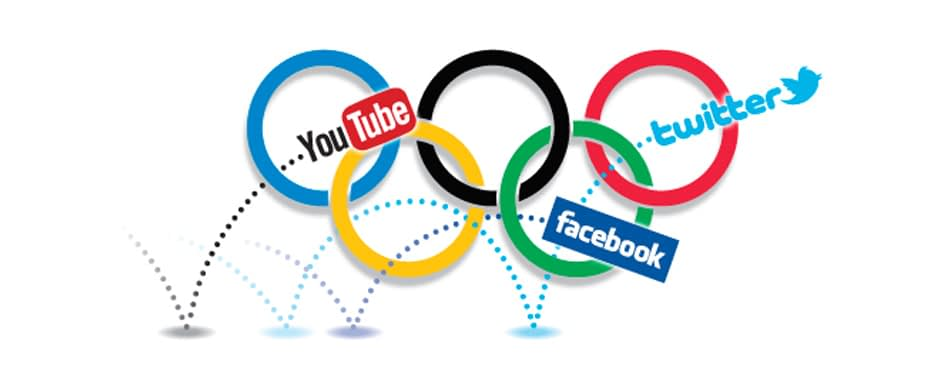 The 2012 Olympics: It's a Social Game