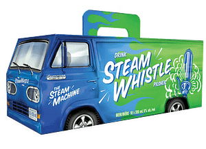 Steam Whistle Can Van 10