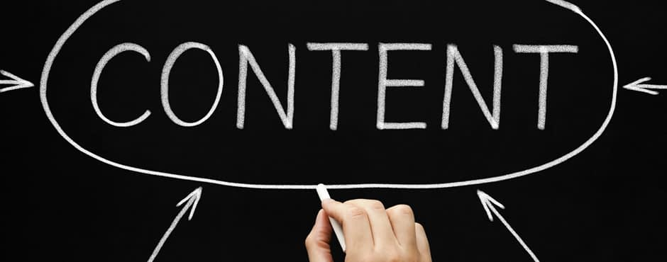 Leveraging Business Content Marketing