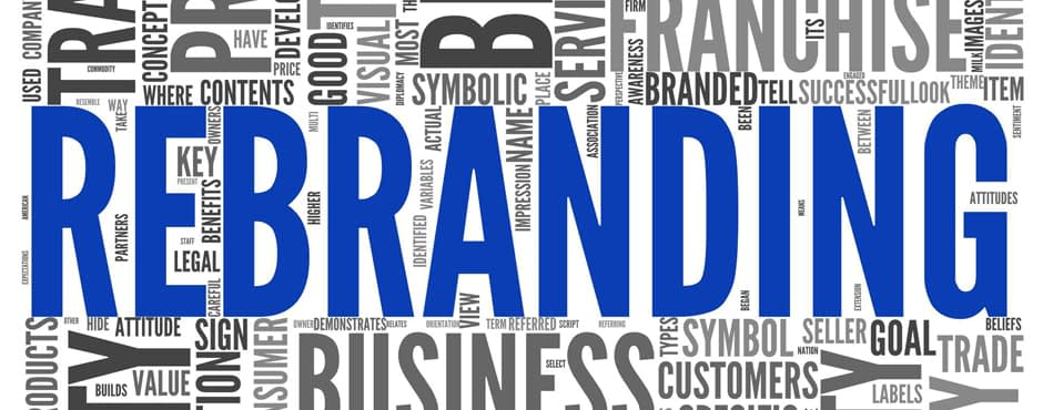 Re-branding – Top 5 Mistakes to Avoid